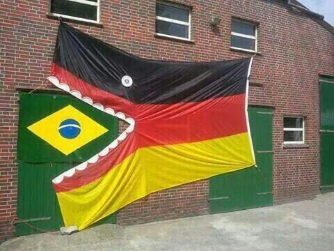 Eat the Brazilian!